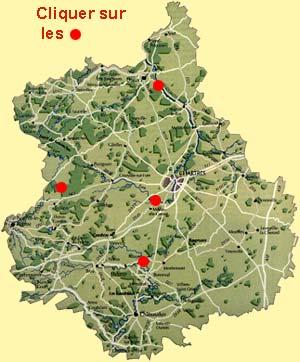Sites ornithologiques d 39 eure et loir - Office de tourisme eure et loir ...